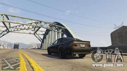 L'interfaz de GTA 5