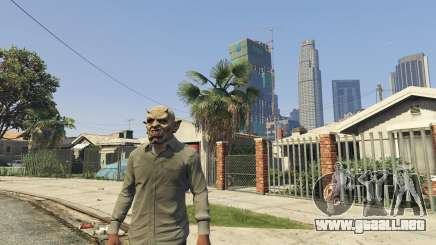 Maske en GTA 5