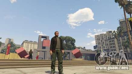 Cambiar la cuenta de GTA 5 Online