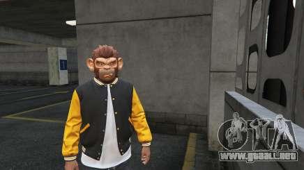 Mono máscara de GTA 5