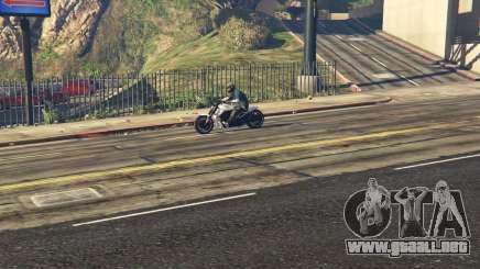 La onu club de moto dans GTA 5 Online