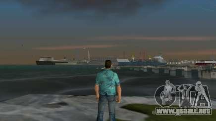 Cómo pasar la misión con un barco en el GTA VC