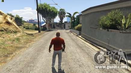 El juego FPS en GTA 5