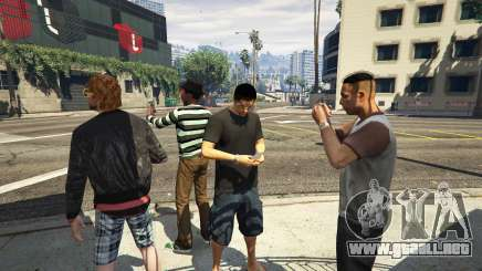 Deshabilitar el chat en GTA 5