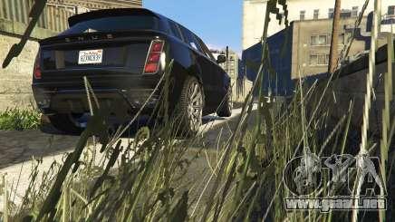 Para ocultar el coche en GTA 5