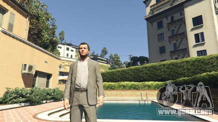 Un millonario en GTA 5