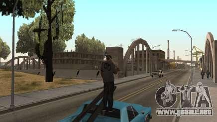 Missionen en GTA SA