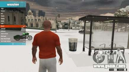Cómo instalar menyoo en GTA 5