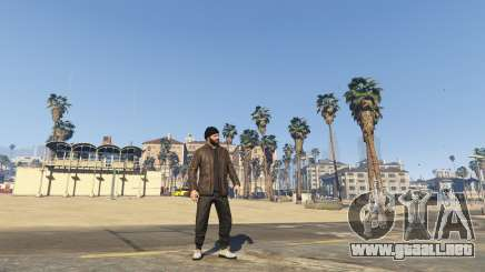 La ropa en GTA 5