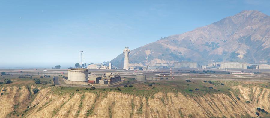 Cómo llegar a la base militar en GTA 5