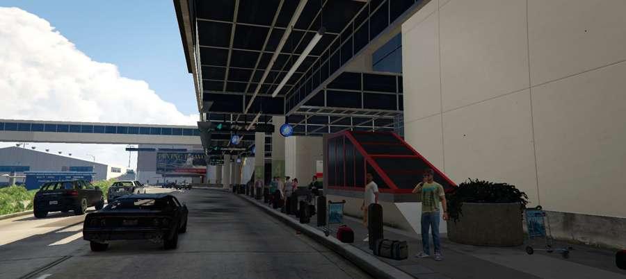 Como el aeropuerto en GTA 5