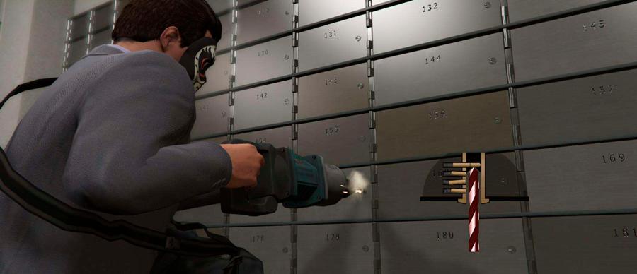 Como para la perforación en GTA 5