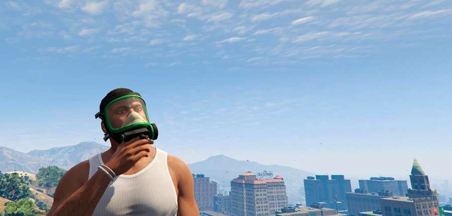 Formas para eliminar una máscara en GTA 5