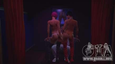 El Club de la Tira dans GTA 5