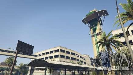 El aeropuerto de GTA 5