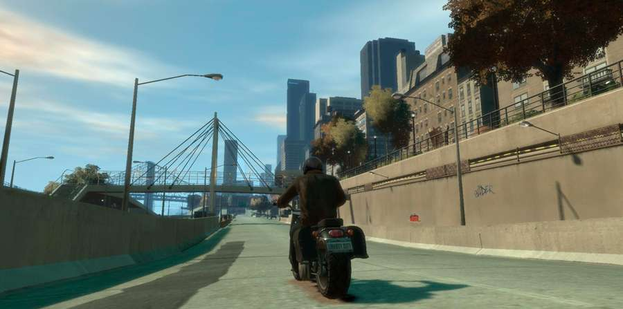 Liberty city en GTA 4