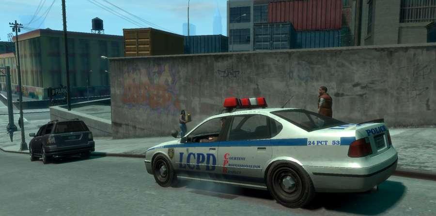 Cómo ser un policía en GTA 4