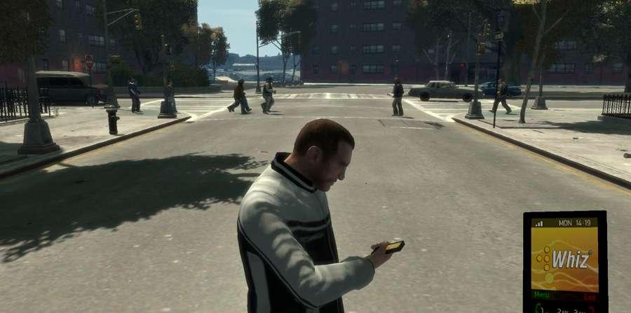 Cómo marcar un número de teléfono en el GTA 4