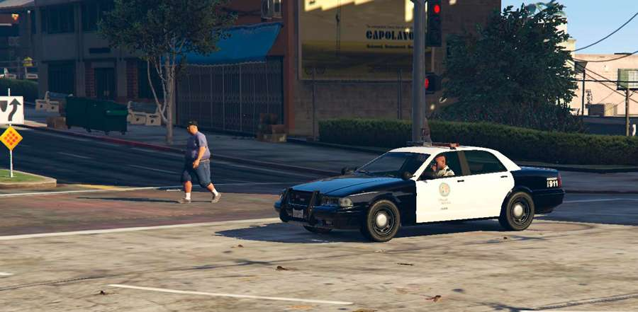 Cómo hacer la policía en GTA 5