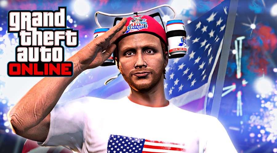 El día de la independencia en GTA 5