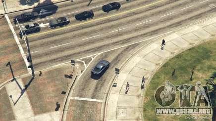 Cómo teletransportarse en GTA 5 Online