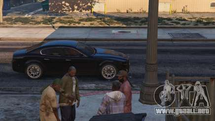 ¿Cómo ves la galería en GTA 5