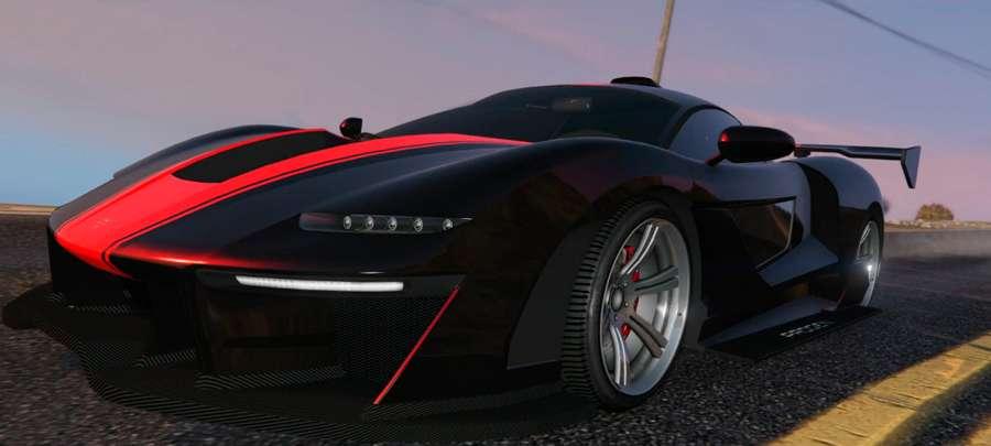 Un nuevo súper coche deportivo, el Nextgen Emerus en GTA 5 Online