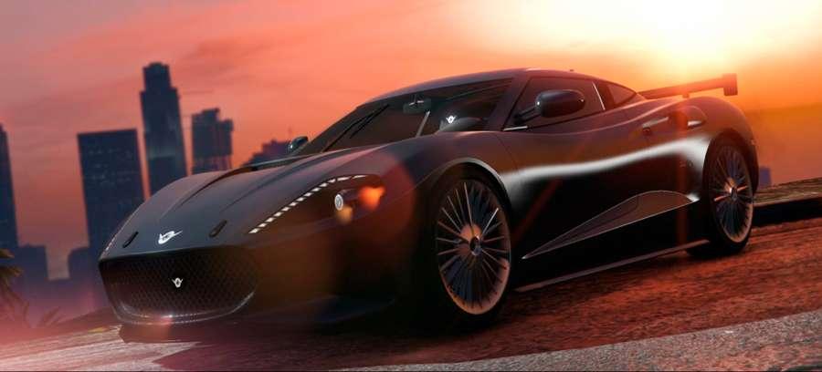 El nuevo coche de los deportes en GTA Online