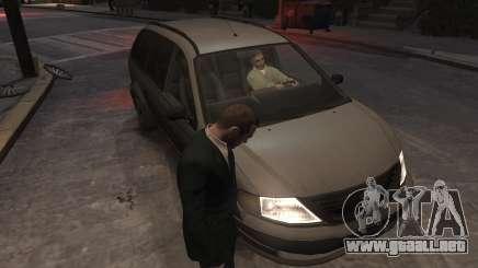 Así que la primera misión que va a suceder en el GTA 4