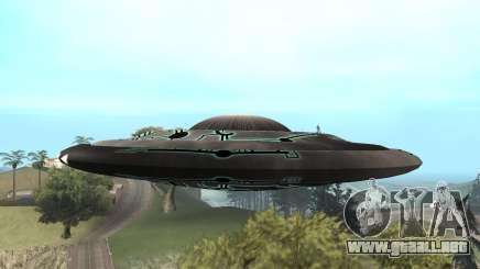 Así, usted puede encontrar OVNI en GTA San Andreas