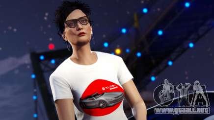 Annis Hellion dans GTA 5 Online