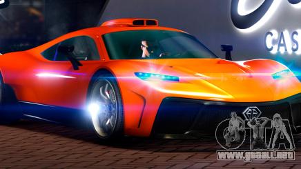Bono dans GTA 5 Online