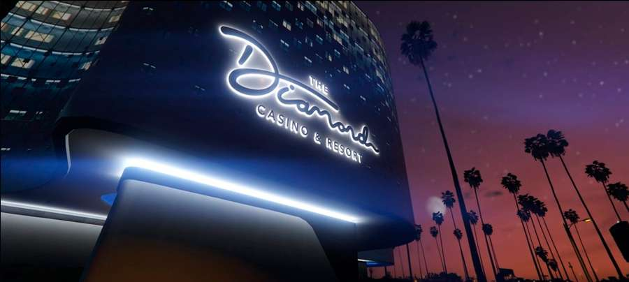 Casino Diamante-Heist en el GTA 5