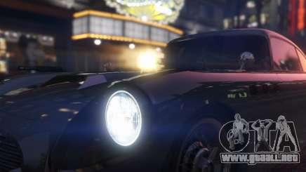 Dewbauchee JB 700 apareció en GTA 5