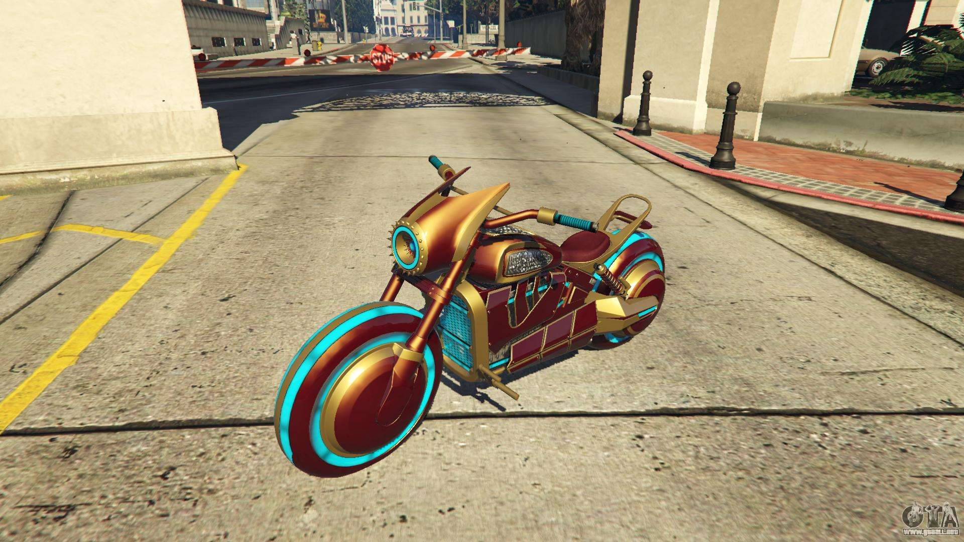 Western Future Shock Deathbike GTA 5