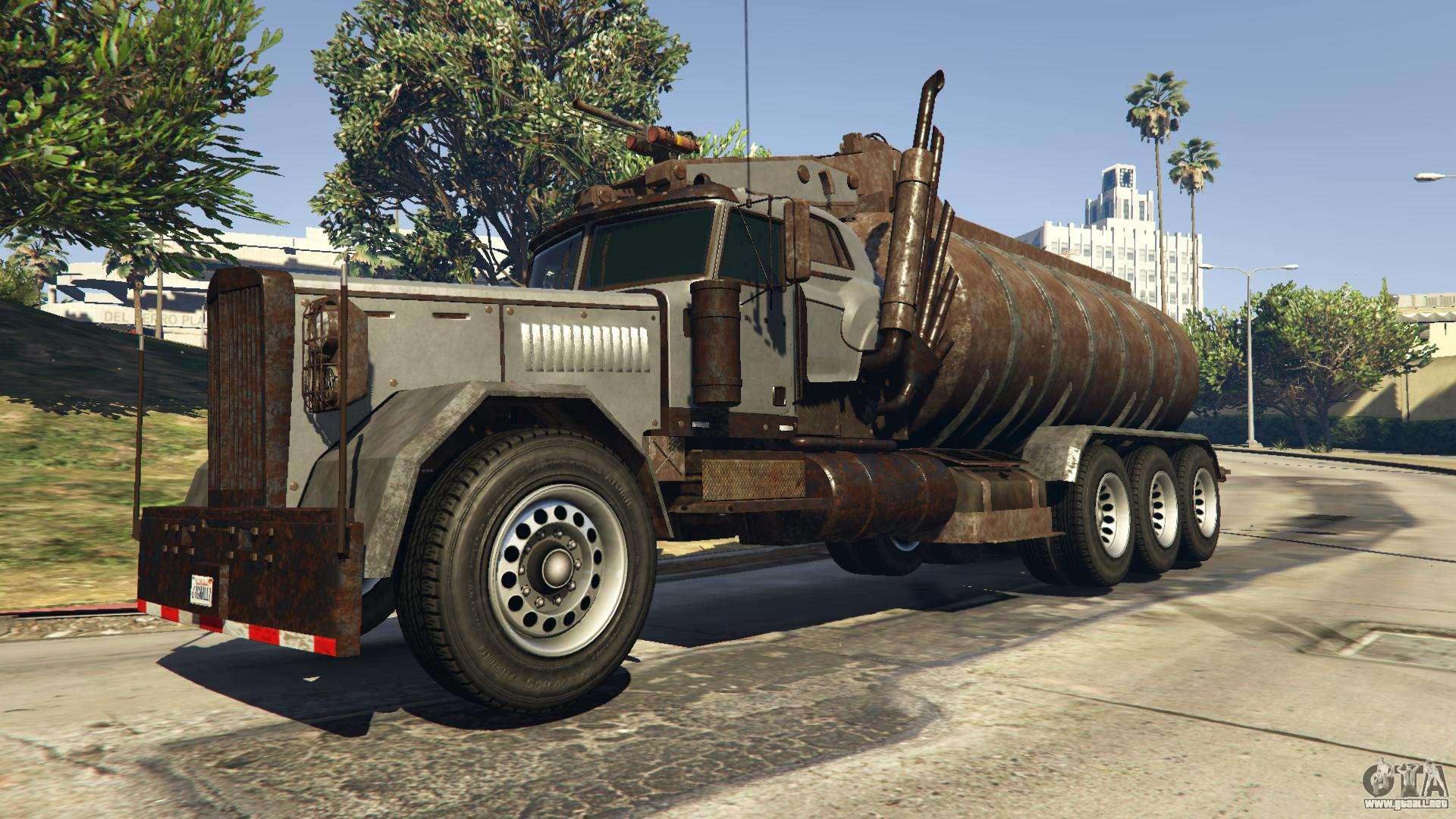 MTL Apocalypse Cerberus GTA 5