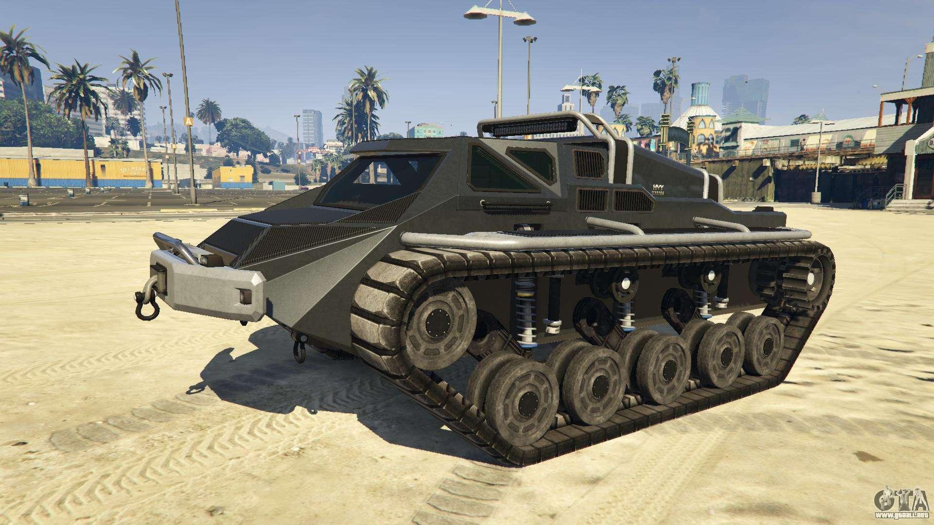 HVY Apocalypse Scarab GTA 5