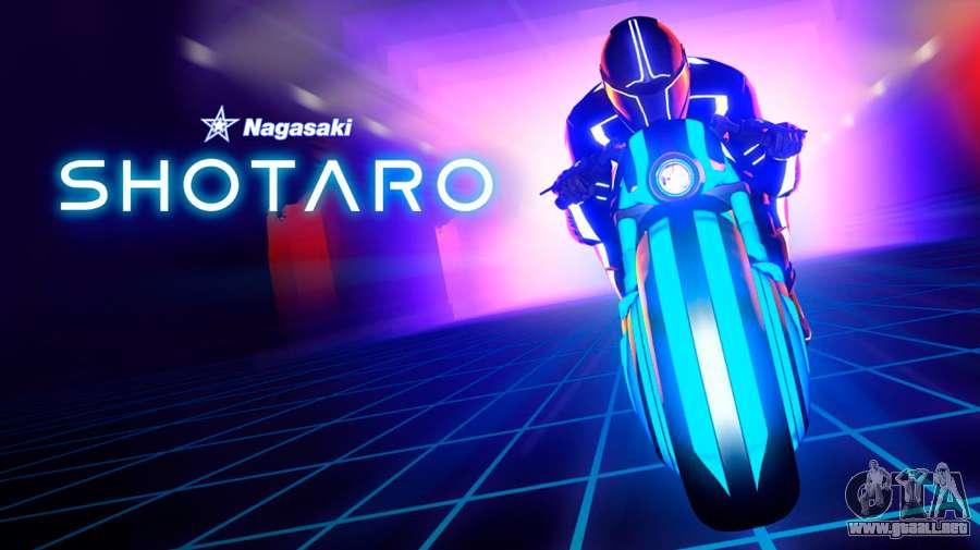 La semana de Nagasaki Shotaro en GTA 5