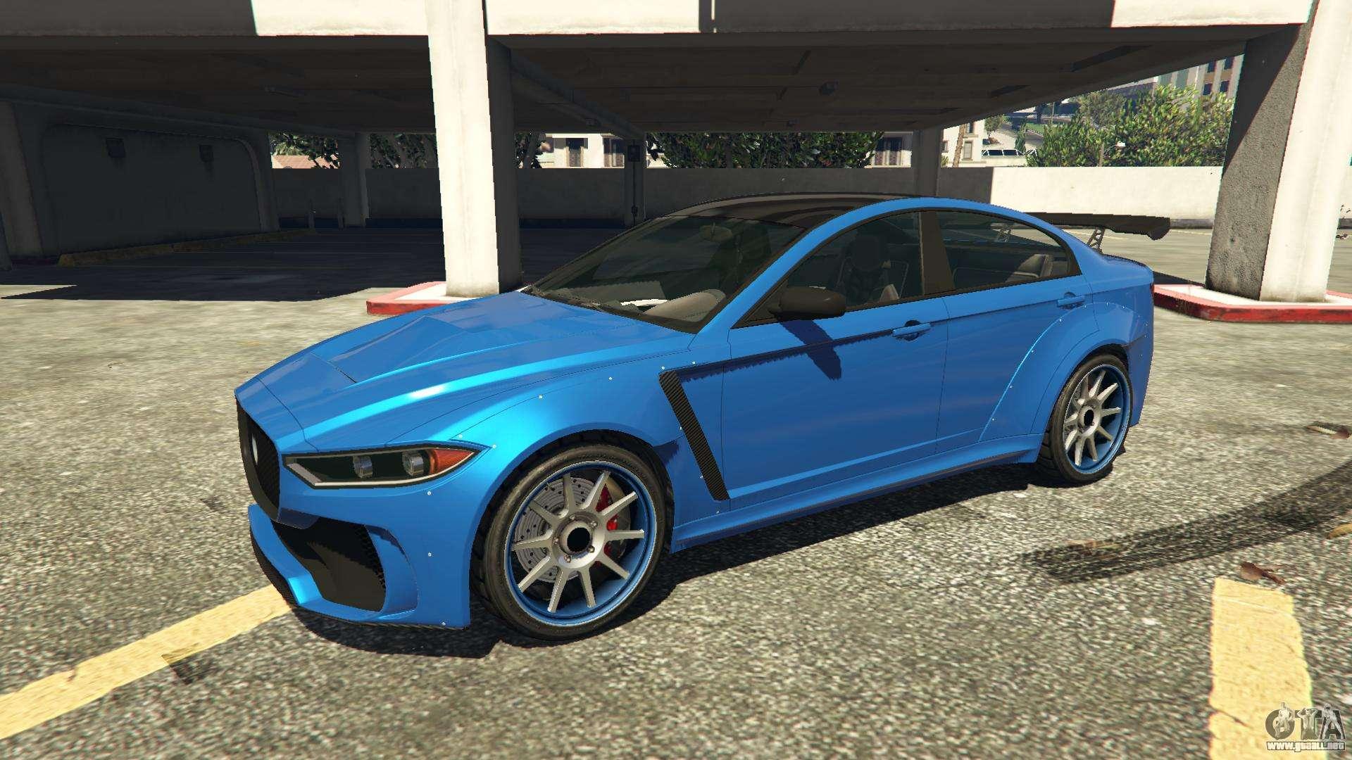 Ocelot Jugular GTA 5