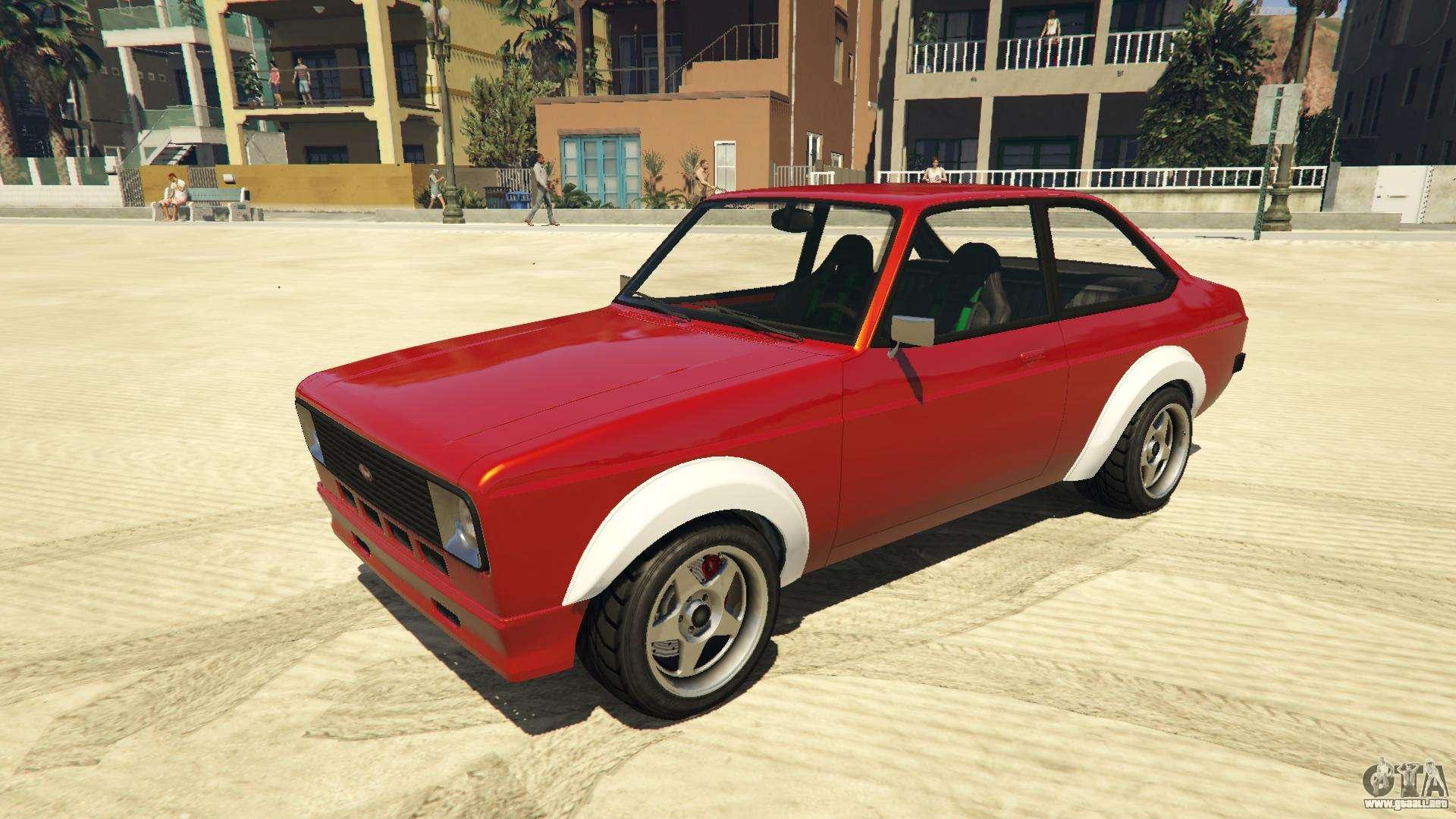 Vapid Retinue MkII GTA 5