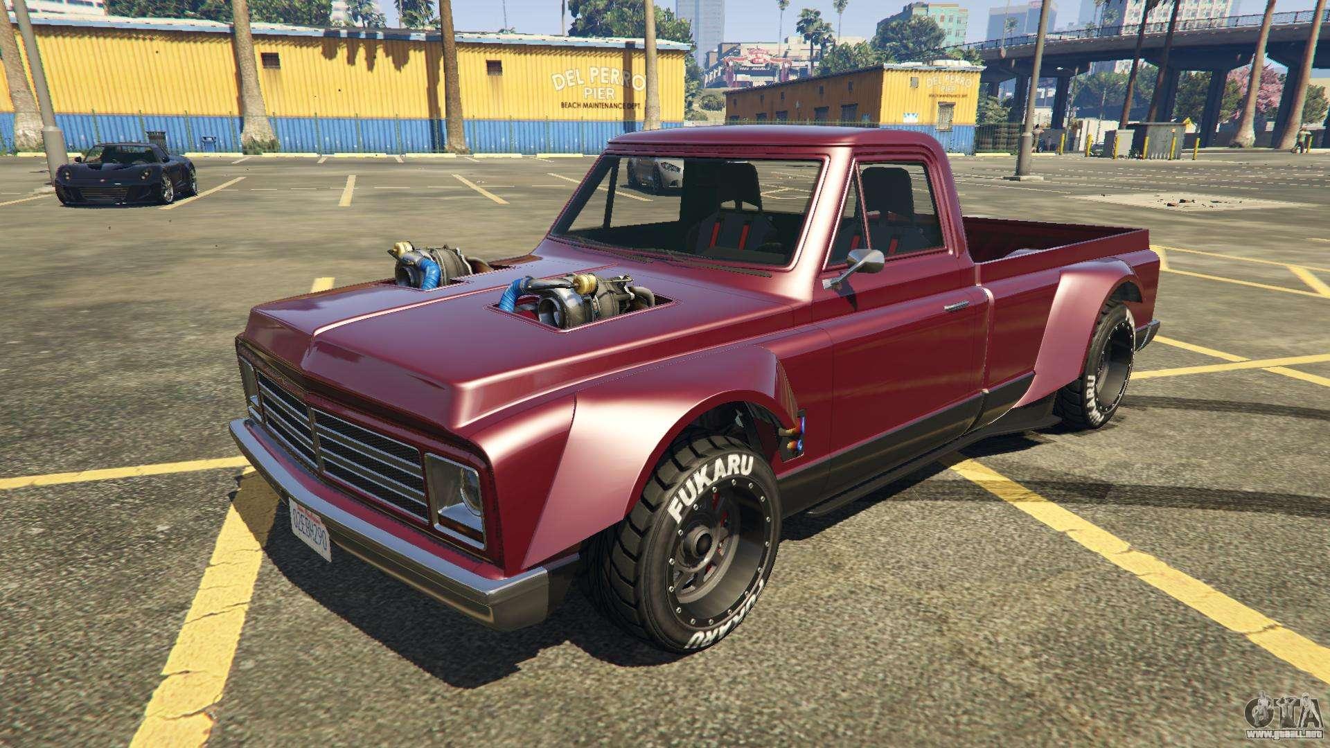 Declasse Drift Yosemite GTA 5
