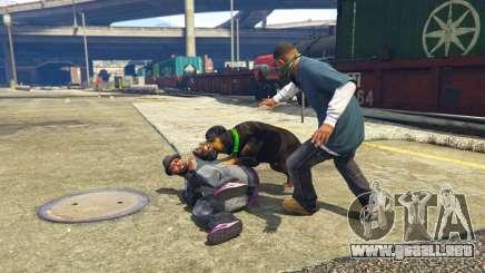 Chop Attack en GTA 5