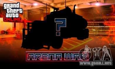 La semana que viene, descuentos en una variante de vehículos de Arena War
