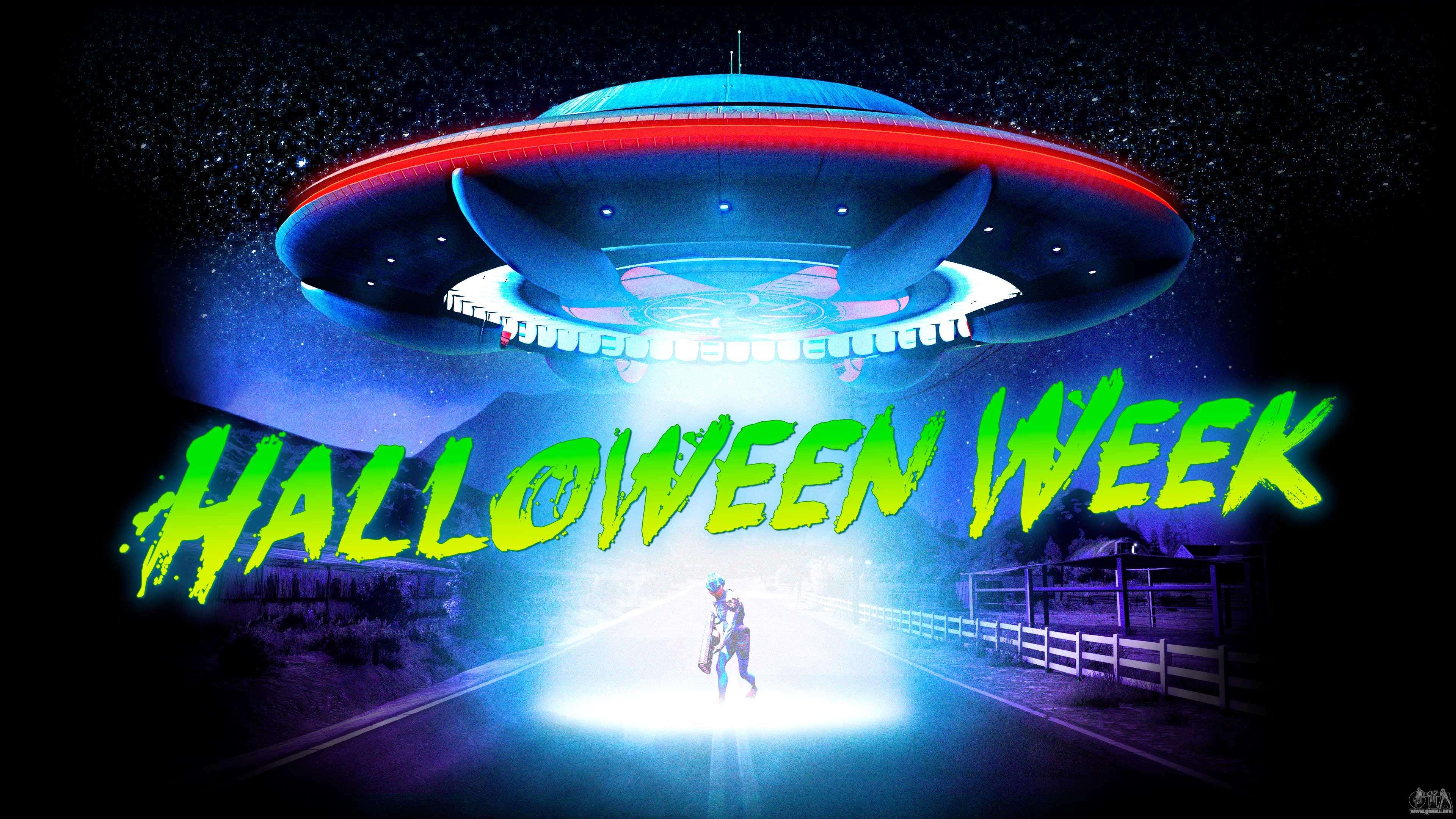 Semana de Halloween en GTA Online