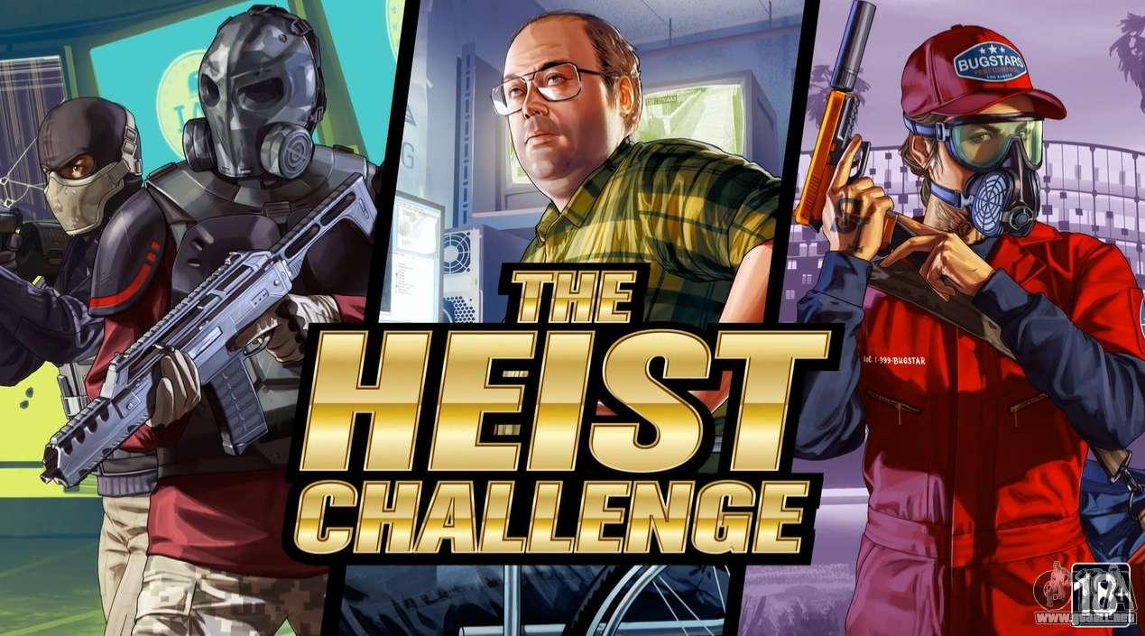 Desafío del golpe en GTA Online