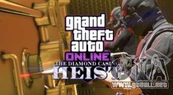 Robos en GTA Online 3