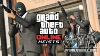 Robos en GTA Online 1