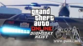 Robos en GTA Online 2
