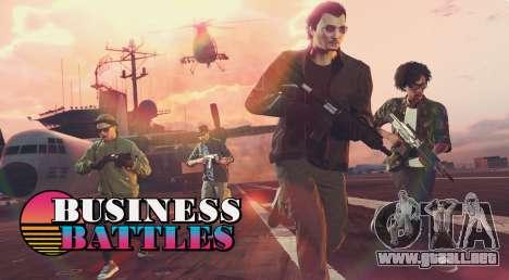 Batallas en los negocios