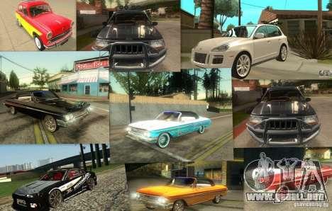 GTAViciCity.RU LoadScreens para GTA San Andreas sexta pantalla